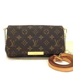 Louis Vuitton Monogram Favorite+ Dust Bag